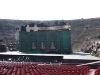 Verona Roman Theatre Interior