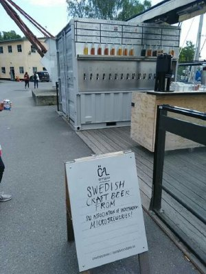 Swedish craft beer