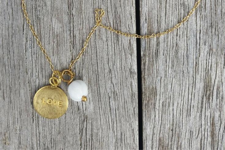 Forgyldt sølvsmykke - Lav selv smykker – find inspiration på danishthings.com