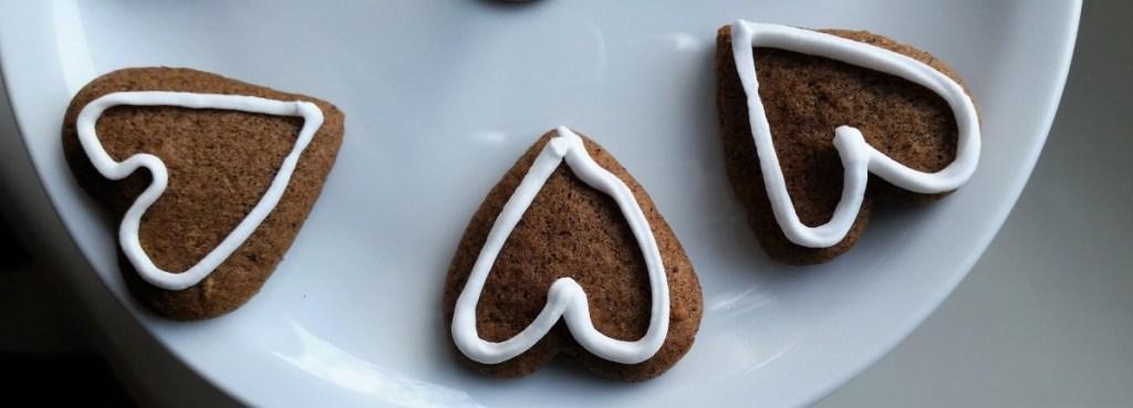 Danish Christmas cookie - Honningkagedej til figurer - honningkagehjerte - find opskrifter og inspiration på danishthings.com