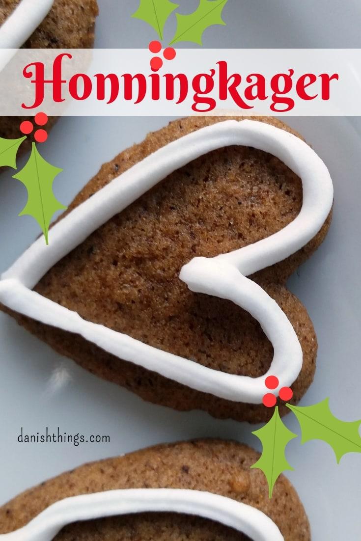 Klassisk dansk honningkage – dansk julekage tager 2 dage. Find andre opskrifter og inspiration til årets gang på danishthings.com