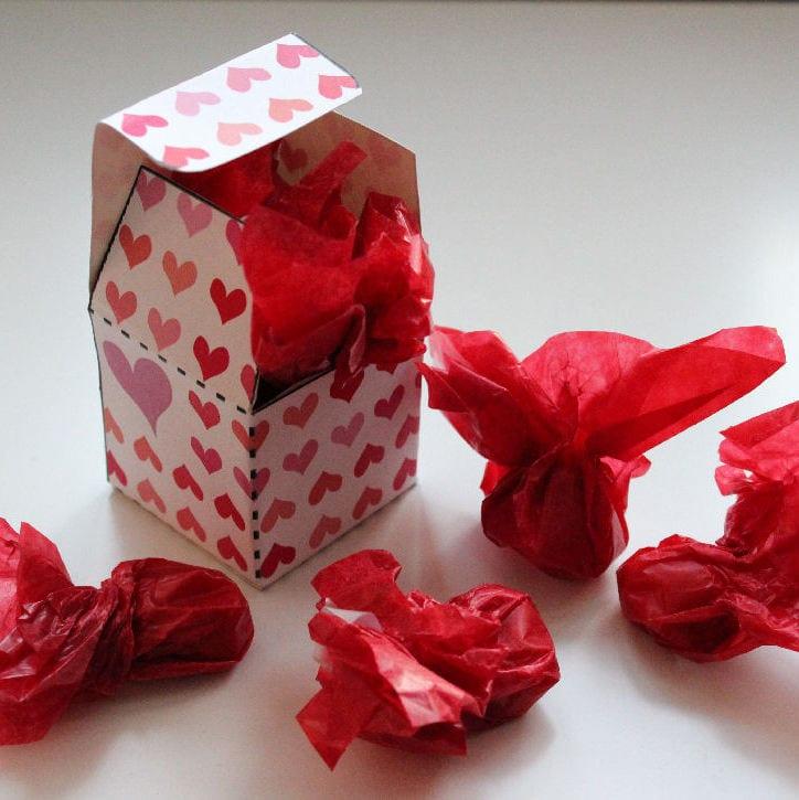 Gratis Valentines kort & gaveæsker – til kærlighed eller fødselsdag – find inspiration og gratis print på danishthings.com © Christel Danish Things