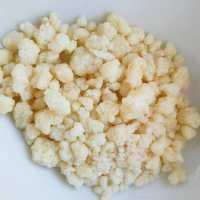 Hvide chokoladekrystaller - krystaller af hvid chokolade