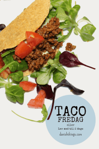 Taco fredag – mad til to dage – guacamole - krydderiblanding - find opskrifter og inspiration på danishthings.com © Christel Danish Things
