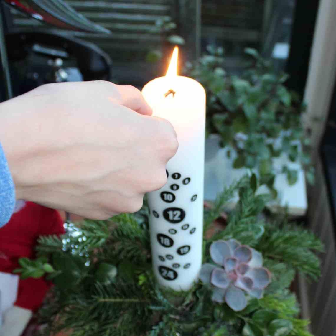 Kalenderlys – mere end 24 aktiviteter til jul. Find inspiration til din jul, gratis print og opskrifter på danishthings.com.