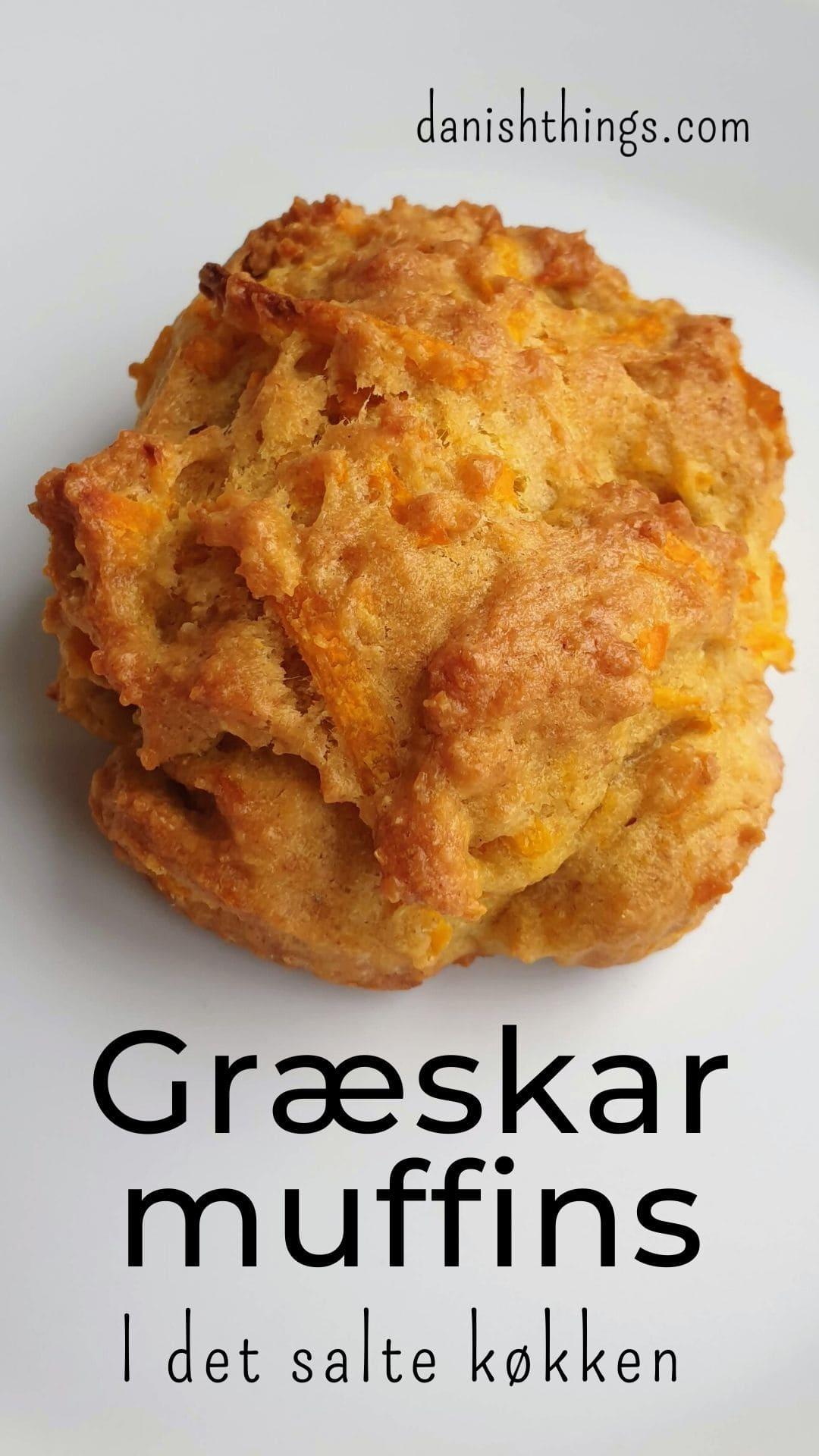 Her får du opskriften på lækre græskarmuffins - nemme hurtige madboller. Spis dine græskarmuffins som morgenmad, eller brug dem som tilbehør til suppe og gryderetter. Find opskrifter, gratis print og inspiration til årets gang på danishthings.com