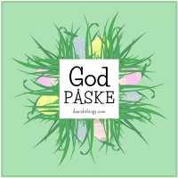 God påske - gratis påskekort med æg