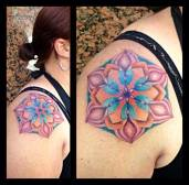 Color Mandala, Some of my favorite work to do