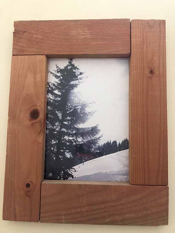 """תמונה עם מסגרת עץ מק""""ט: 1517"""