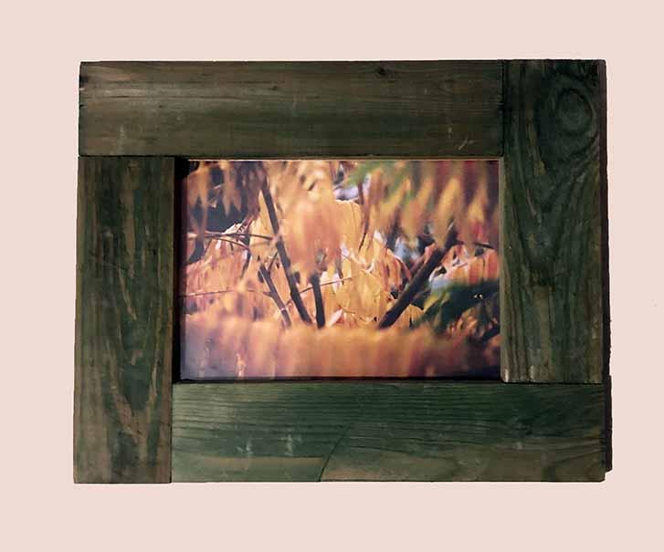 """תמונה עם מסגרת עץ מק""""ט: 1533"""