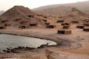 1876 הרים, מצרים