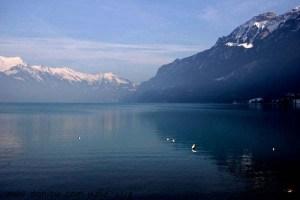 386 ימים ואגמים, שוויץ