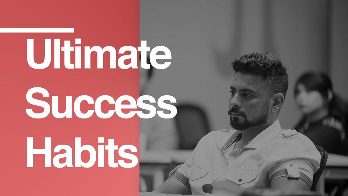 Ultimate-Success-Habits