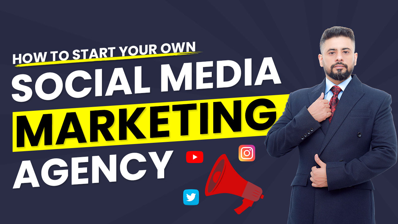 How to Start Your Own Social Media Marketing Agency?