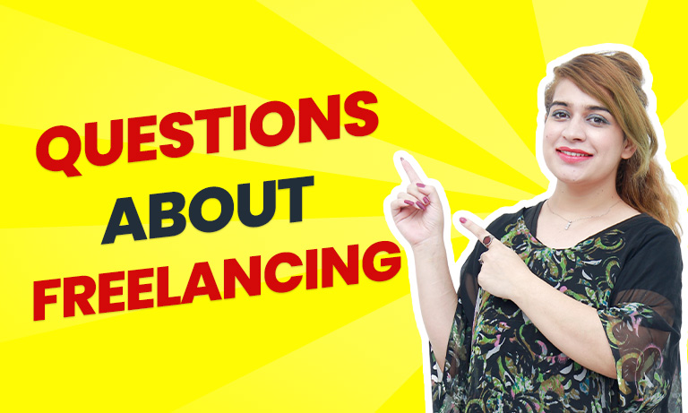Questions About Freelancing