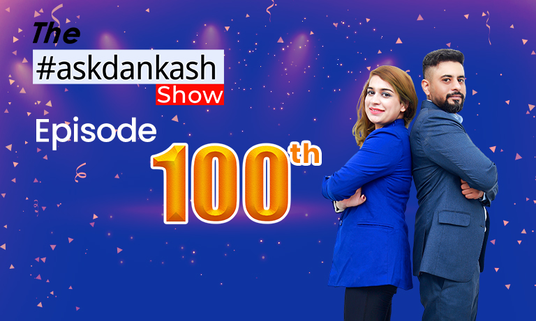 The #askdankash Show | 100th Episode