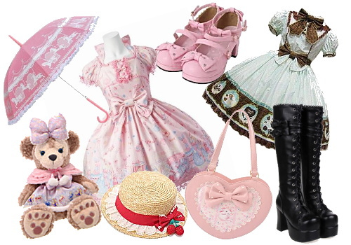 Japanese Lolita Fashion