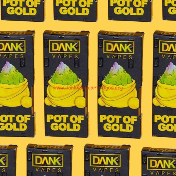 pot of gold dank vapes