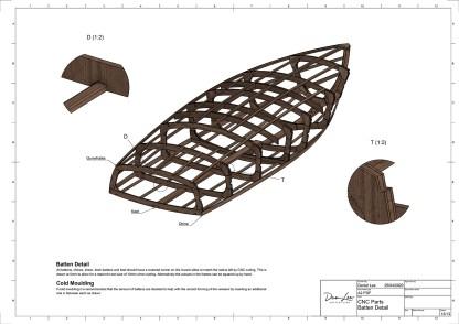Rocket MkII Plans CNC Batten Detail