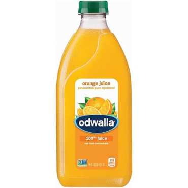 Odwalla Orange Juice 0.5gal 0.5gal