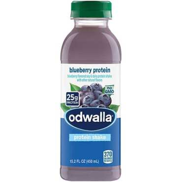 Odwalla Blueberry Protein 15.2oz