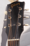 Classic Gibson truss rod cover