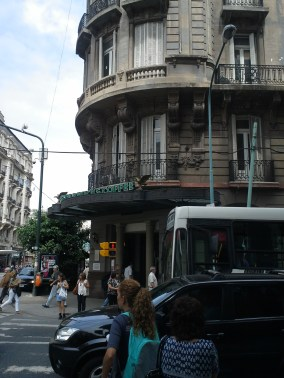 Starbucks in Buenos Aires