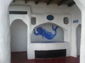 A bar in Casa Pueblo