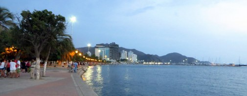 Santa Marta Waterfront