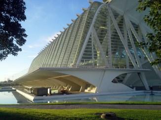 Science hall - Valencia