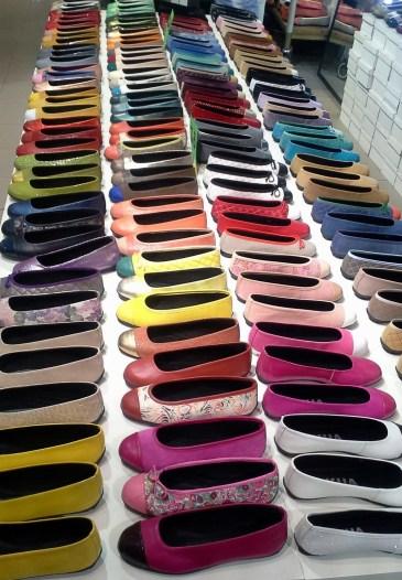 Shoes, Barcelona
