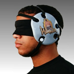 blind fold wrestling black outs danmar products image
