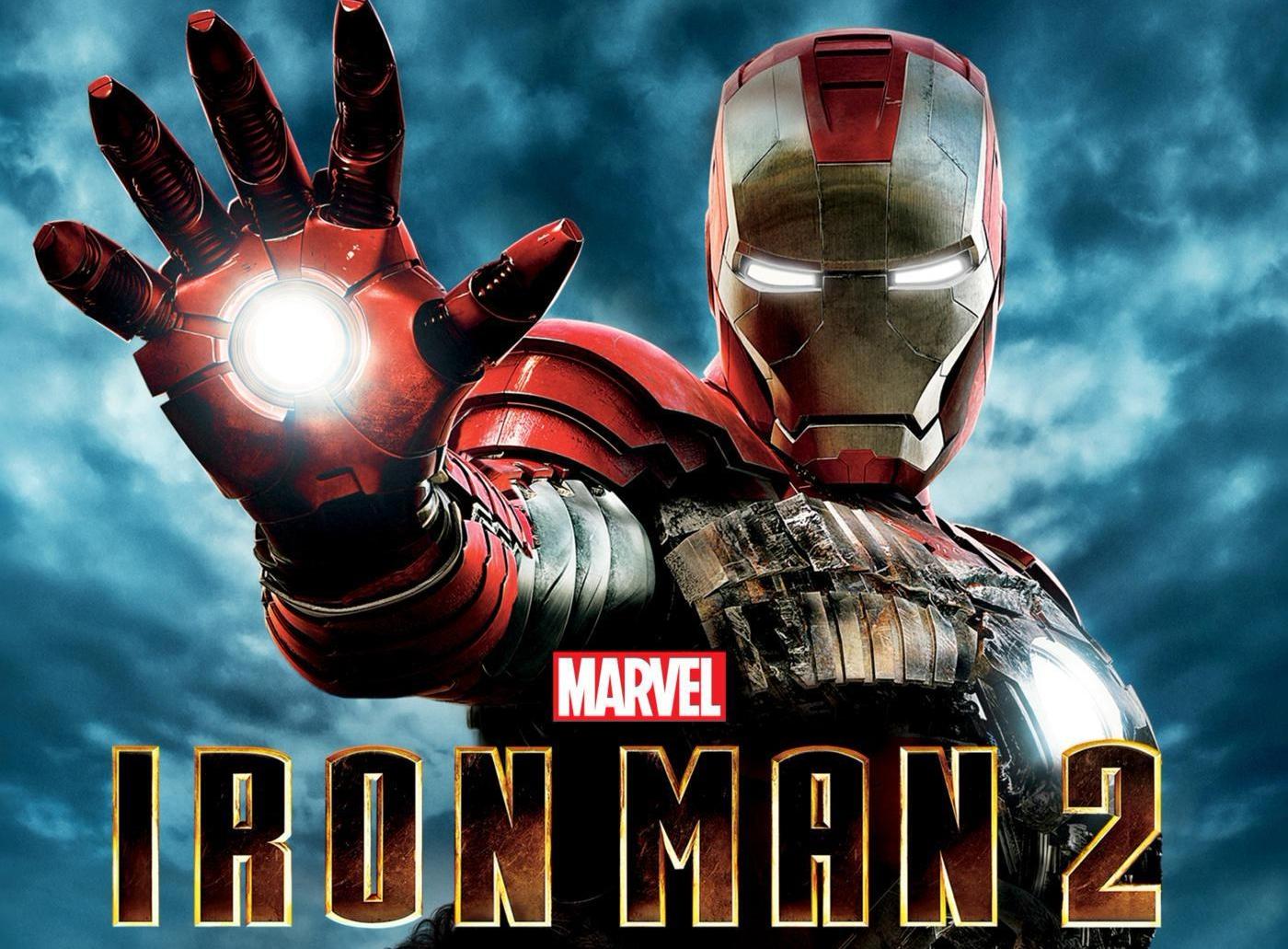 Marvel Movie Rewind Iron Man 2 Dan Marz Writes