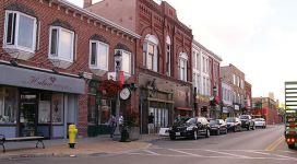 Simcoe, ON Downtown