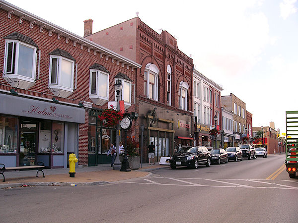 Simcoe, ON Downtown