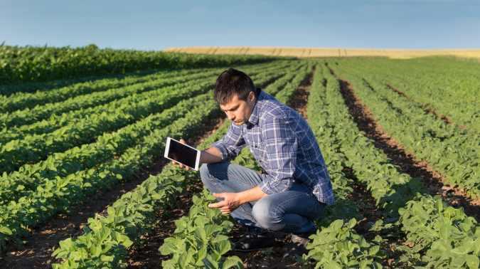 Data driven farming