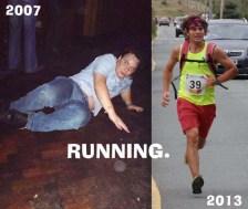 We all start somewhere. I started as a semi pro drunkard.