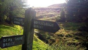 Plenty of scenic areas to run through!