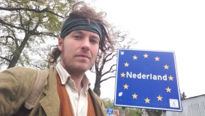 Back into Holland again!