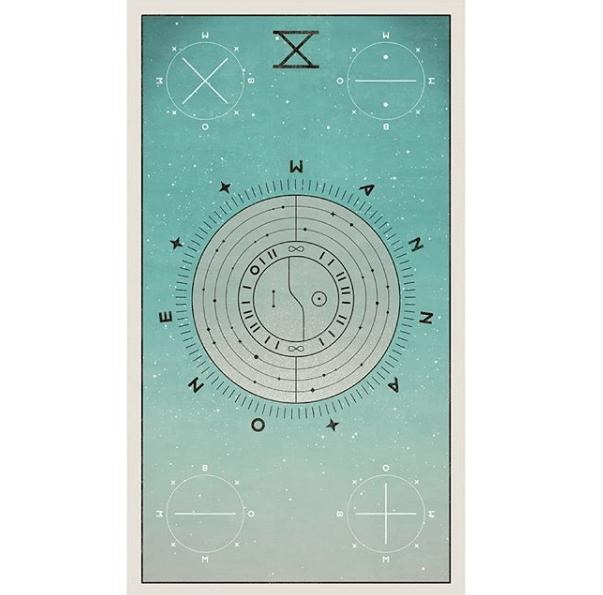 Wanna One 新作「1¹¹= 1」ロゴイメージカット
