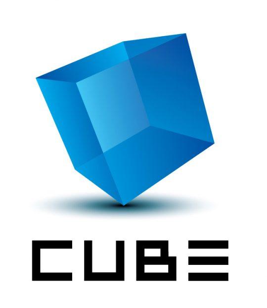 CUBEエンターテインメント ロゴイメージ