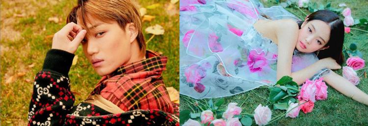 K-POPファンの新年初ビックリを呼んだEXOカイとブラックピンク ジェニ