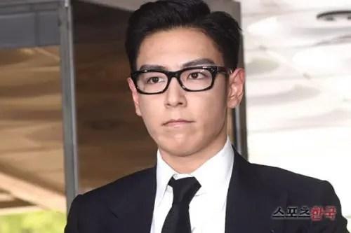T.O.P(BIGBANG) 最新情報