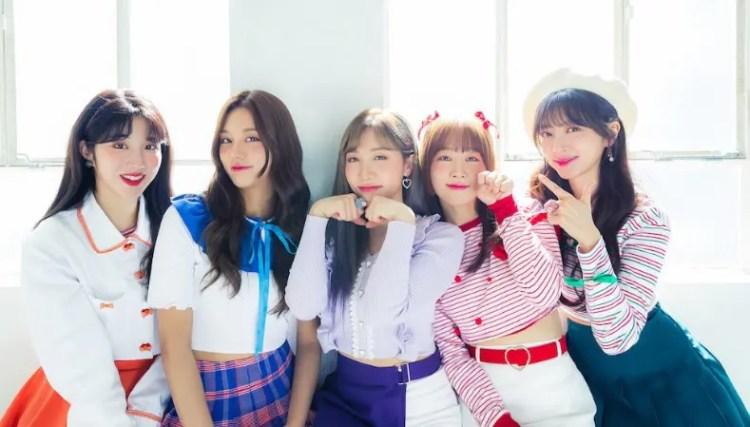 K-POP ガールズグループ LOBOUM