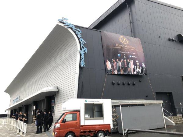 大阪ZEPPベイサイド JAPNA COLLECTION