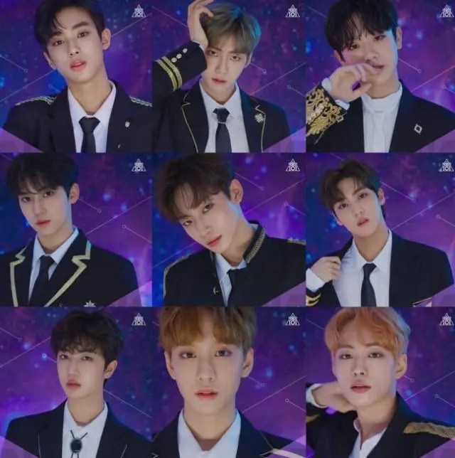 PRODUCE X 101 プデュ BY9