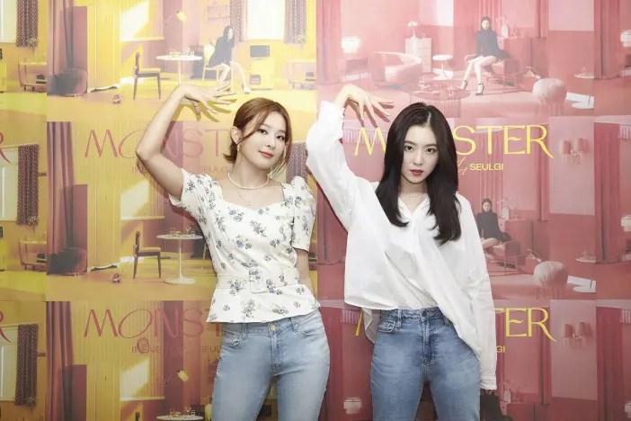 Red Velvet スルギ&アイリーン