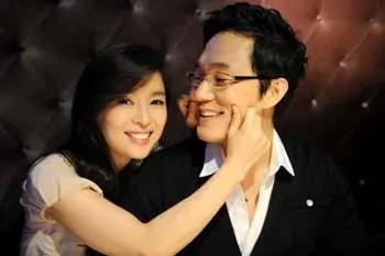 パク・ソンウン&シン・ウンジョン夫妻