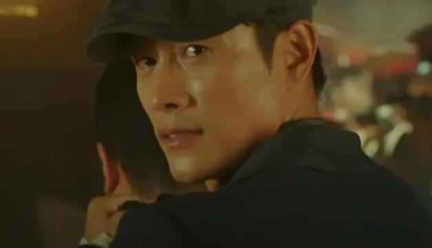ユジンチョイ役を演じた俳優イビョンホン