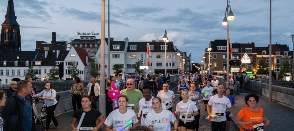 Maastricht Sport IRONMAN Nightrun
